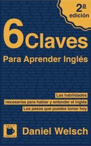 cubierta 6 claves para aprender inglés segunda edición