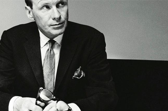 El gran maestro, David Ogilvy.